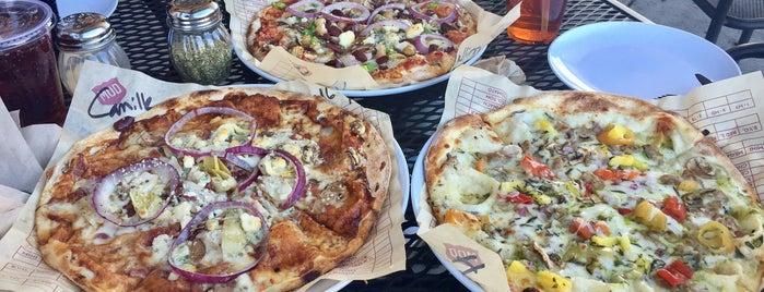MOD Pizza is one of Lugares guardados de Andrea.