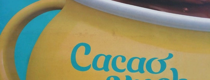 Cacao Much is one of Santiago.