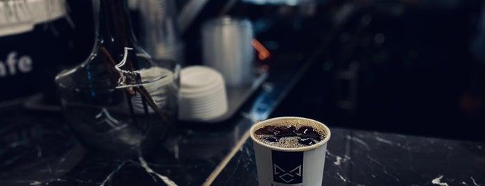 LUSTA Cafe is one of Coffee shops   Riyadh ☕️🖤.