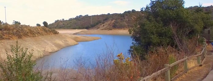 Stevens Creek County Park is one of SF Bay Area - been there I.