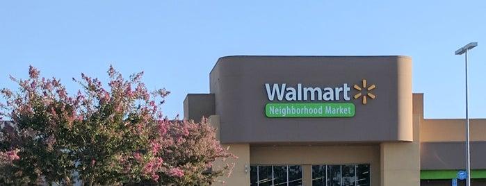 Walmart Neighborhood Market is one of EUA - Oeste.