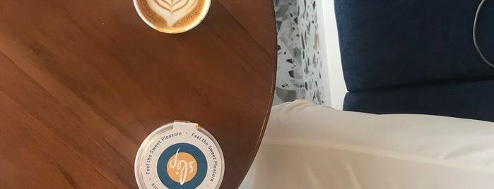 SLIP COFFEE is one of Coffee shops | Riyadh ☕️🖤.