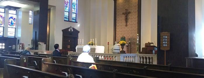 St. Thomas Apostle Catholic Church is one of Traveling.