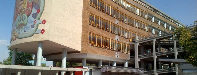 UNAM Facultad de Medicina is one of Bike Friendly México.