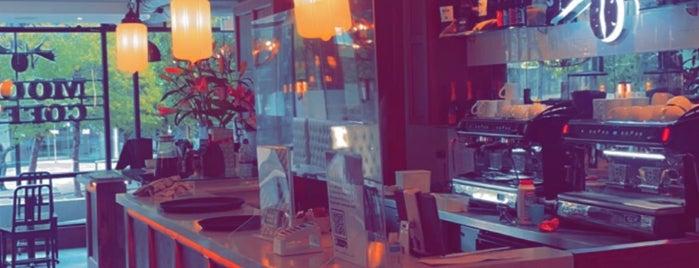Moose Coffee is one of Leeds UK.