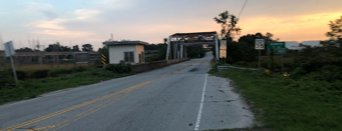 Luther H Jordan Jr Bridge is one of Morning Shit Safe Haven.
