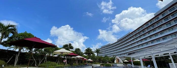 Hilton Okinawa Chatan Resort is one of Okinawa.