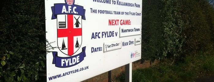 Non-League Football Grounds (Northern)