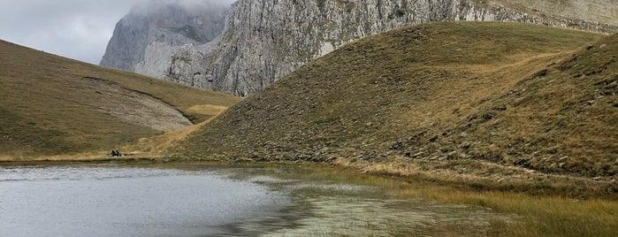 Drakolimni is one of Amazing Epirus.