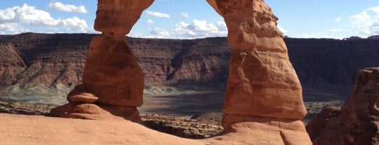 Delicate Arch is one of UTAH, Not Just Mormons.