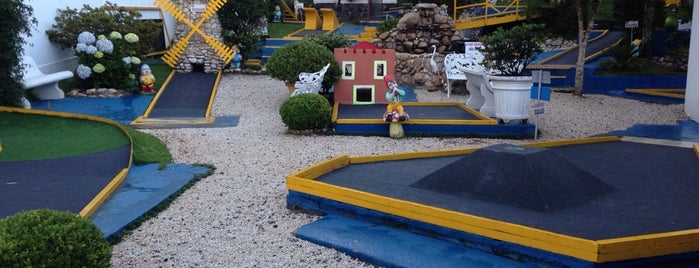 Mini Golf is one of Campos do Jordão.