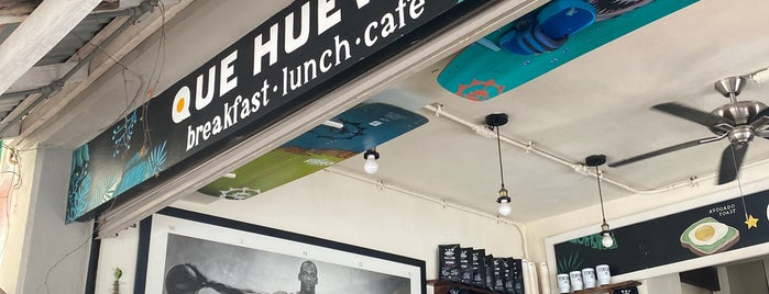 Que Huevos is one of Costa maya.