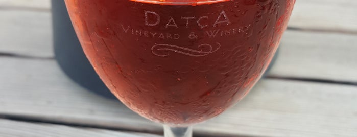Datça Vineyard & Winery is one of Orte, die Ece gefallen.