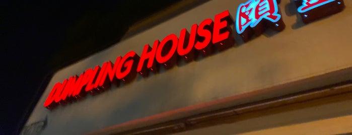 Dumpling House is one of Lugares favoritos de Keith.
