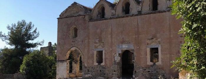 High Church is one of Fethiye/Meğri ⛵️.