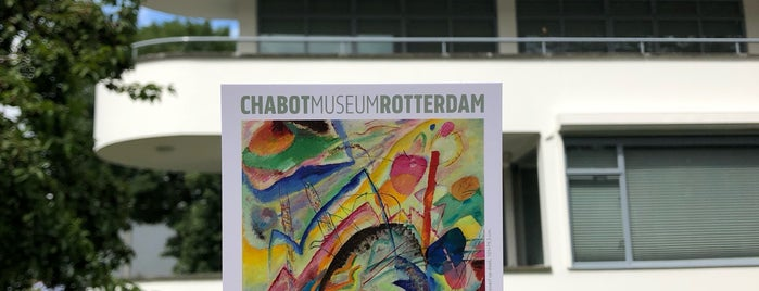 Chabot Museum is one of Museums that accept museum card.