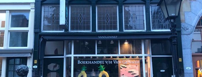 Boekhandel Van Gennep is one of Rotteedam.