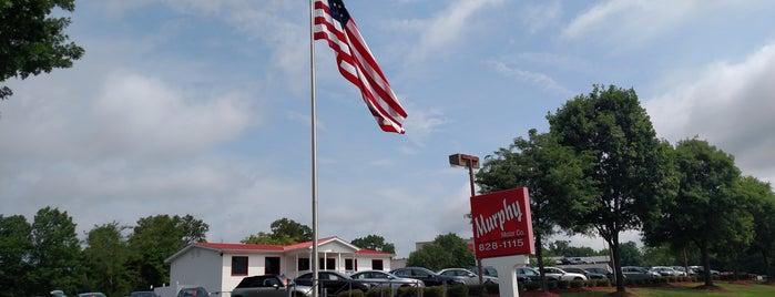 Murphy Motor Company is one of Posti che sono piaciuti a Ryan.