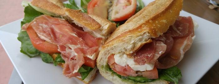 Savory Bakery & Cafe is one of Posti che sono piaciuti a Danila.