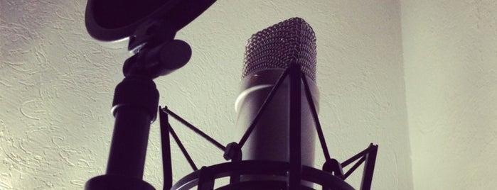 Hambre Records (Mini Recording Studio) is one of Dann : понравившиеся места.