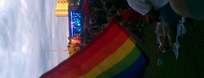 43rd Annual Atlanta Pride Festival is one of Benjaminさんのお気に入りスポット.