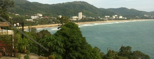 Secret Cliff Resort And Restaurant Phuket is one of สถานที่ที่ Irisha ถูกใจ.
