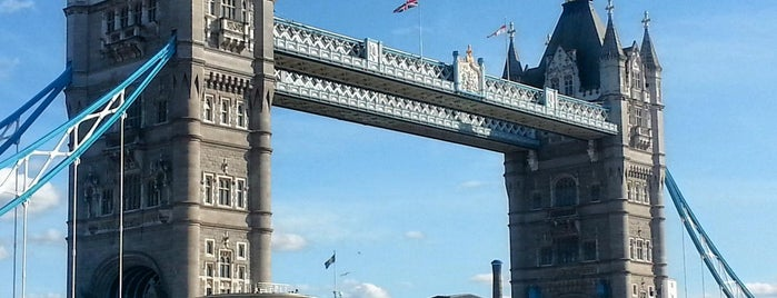 Tower Bridge is one of Trips / London.