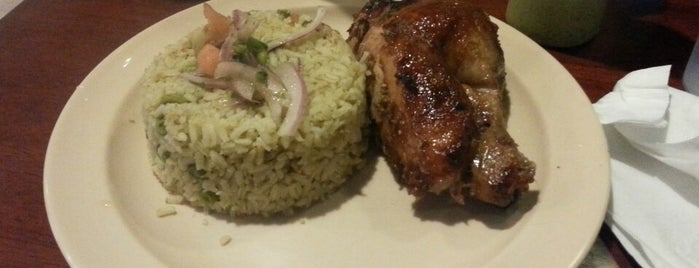 Inca Chicken is one of Food.