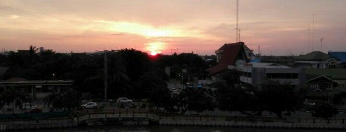 Menara Pandang is one of Parker.