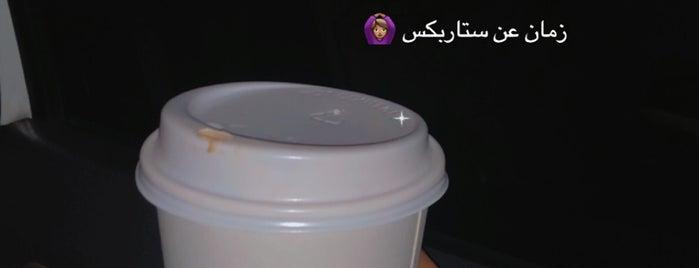 Starbucks is one of Samah : понравившиеся места.