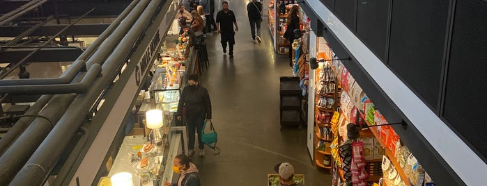 Essex Market is one of NYC: Markets and Shops.