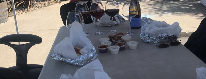 Whitcraft Winery is one of Santa Barbara.