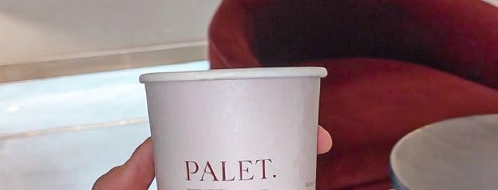 PALET is one of breakfast.