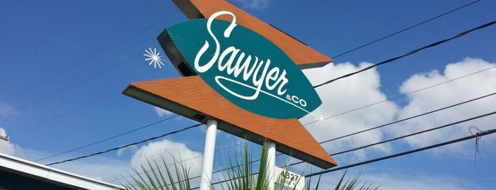 Sawyer & Co. is one of Texas Trip.