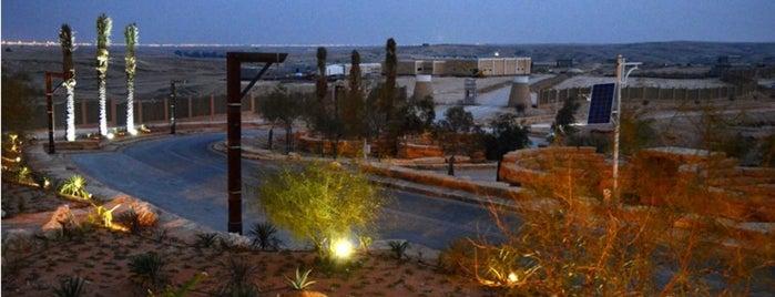 King Salman Desert Park is one of MVi.