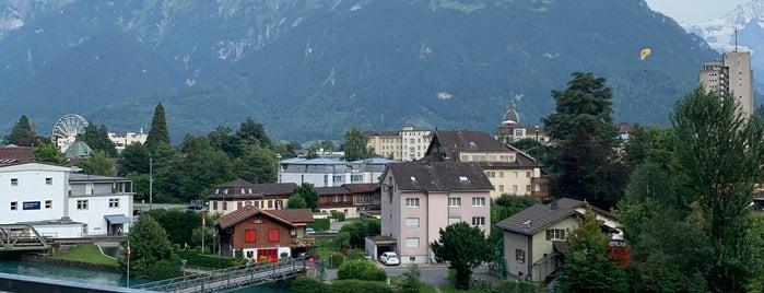 Aparthotel Goldey is one of Interlaken.