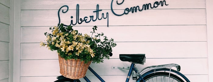 Liberty Common is one of Nashville.