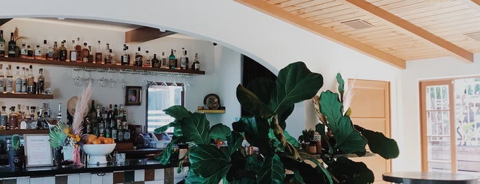 Bar Flores is one of [ Los Angeles ].