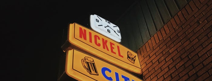Nickel City is one of atx cocktails.