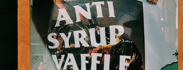 Atypical Waffle is one of eats to try.