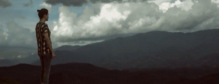 Hierve el Agua is one of Locais curtidos por pétala.
