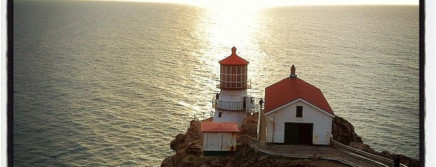 Point Reyes Lighthouse is one of Orte, die Divya gefallen.