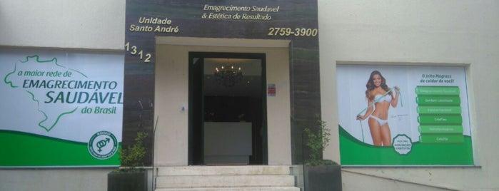 Magrass Santo André - Unidade Jardim is one of Eduardo : понравившиеся места.