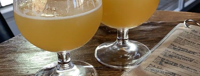 de Garde Brewing is one of Cusp25 : понравившиеся места.