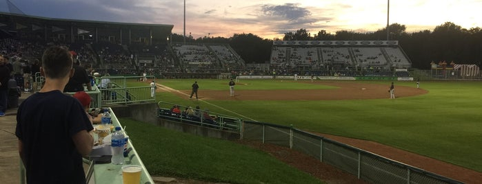 Eastwood Field is one of Minor League Ballparks.