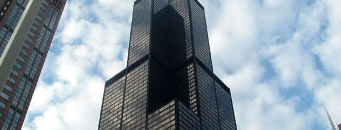 Willis Tower is one of Architecture.