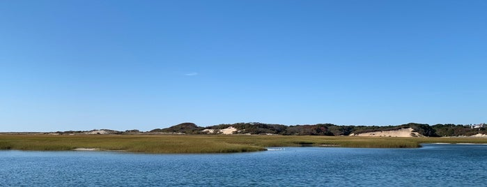 The Tidal Flats is one of cape cod.