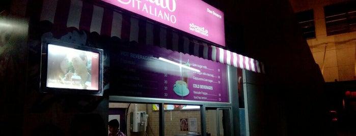 Gelato Italiano is one of Ice Cream & Desserts.