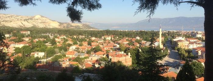 Burdur Şehitler Abidesi is one of ✖ Türkiye - Burdur.
