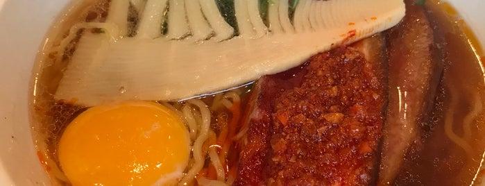 Momofuku Noodle Bar is one of Orte, die Tamara gefallen.